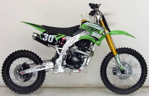 cheap 125cc 140cc pit bikes dirt bikes mini bike thumpsters. Black Bedroom Furniture Sets. Home Design Ideas
