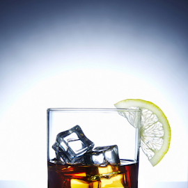 A glass of Liquor by Vicky Andhika - Food & Drink Alcohol & Drinks ( cool, art, drink, glass, liquor )