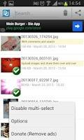 Screenshot of Directupload.net Image Sharer