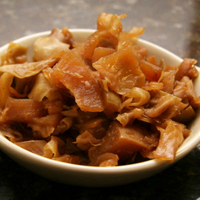 Slow Cooker Cabbage and Apples