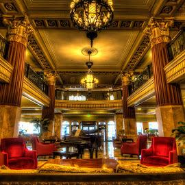 Hilton Kansas City by Scott Jeffcote - Buildings & Architecture Office Buildings & Hotels