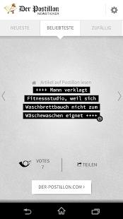 EIL: Postillon Newsticker App für iOS und Android veröffentlicht