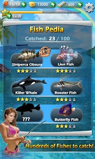 Game Fishing Mania 3D apk for kindle fire