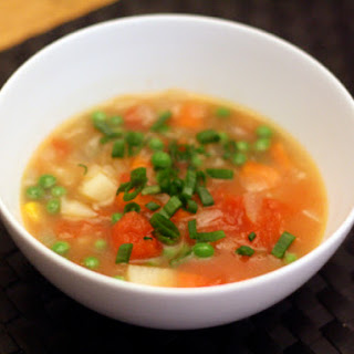 Six Vegetable Soup