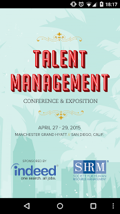 SHRM Talent Conference - screenshot
