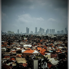 by Wisnu Wibowo - City,  Street & Park  Skylines