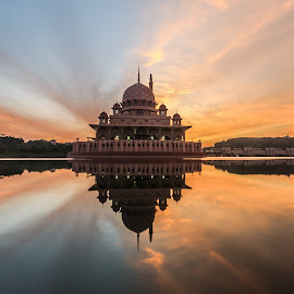 Color of sunrise II by Jali Razali - Buildings & Architecture Other Exteriors