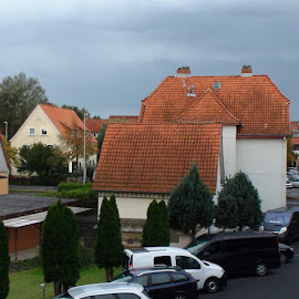 Germany houses by Naveen Aggarwal  - Buildings & Architecture Homes ( house germany, wood )