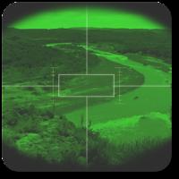 Screenshot of Night Vision Camera Goggles