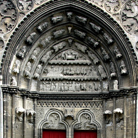 Cathedral doors by Michael Moore - Buildings & Architecture Other Exteriors (  )