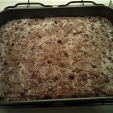 British Bread Pudding