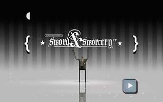 Screenshot of Superbrothers Sword & Sworcery