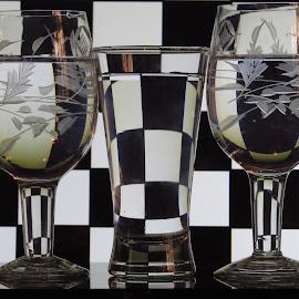 by Raj Sarkar - Artistic Objects Glass