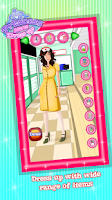 Screenshot of Princess Nurse-Girls Dress Up