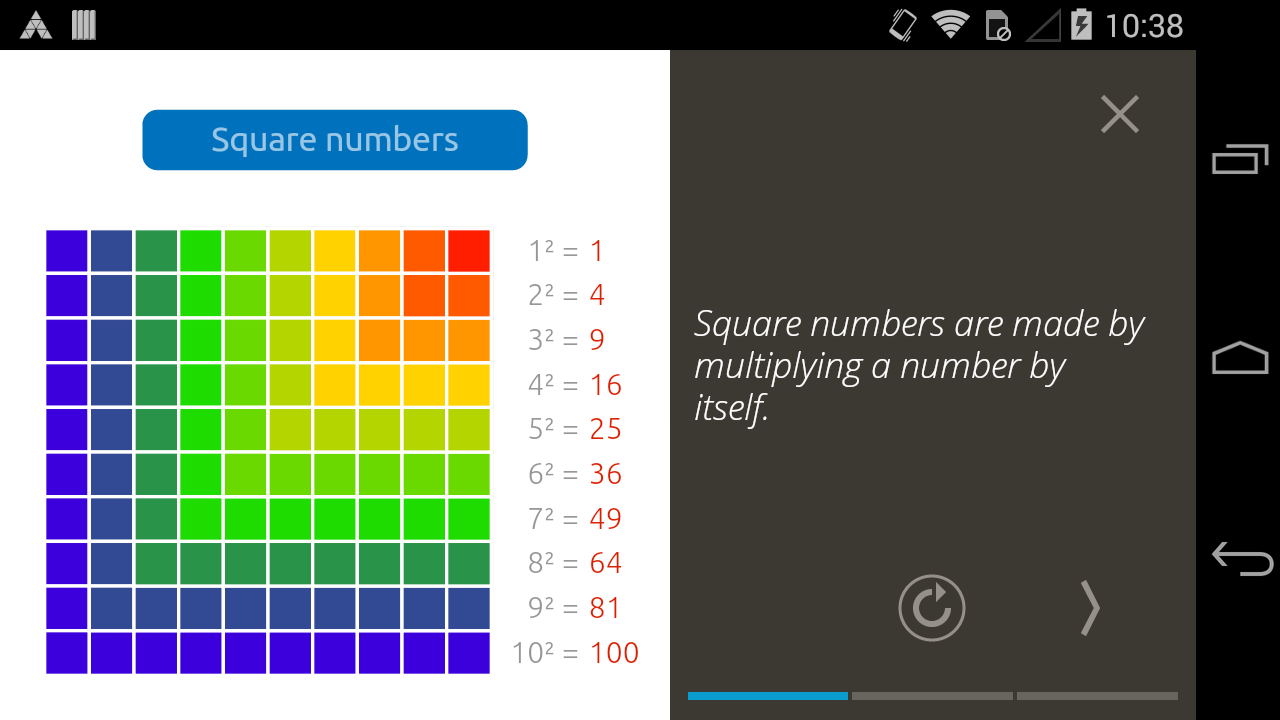 KS3 Maths: Complete - nimbl Screenshot 1
