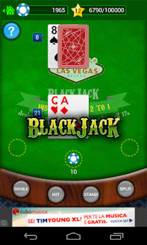 BlackJack 21 Free 154062 APK screenshot thumbnail 3