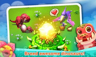Screenshot of Dino Paradise -April Fools Day