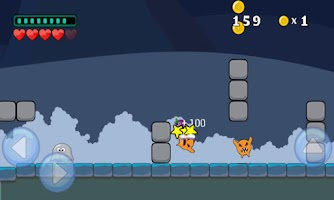Screenshot of Plumy - Platform Game