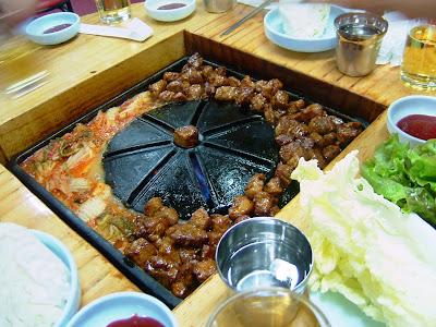 잘 익은 돼지불고기 - 서울 맛집, 명월집 돼지불고기 [명월집,돼지불고기,돼지고기,한성대입구,서울 맛집,돼지]