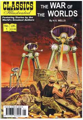Classics Illustrated #1