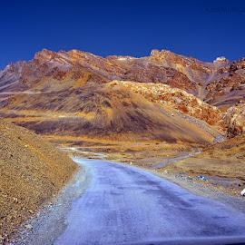Kaza by Anil Malhotra - Landscapes Travel