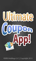 Screenshot of Ultimate Coupon App