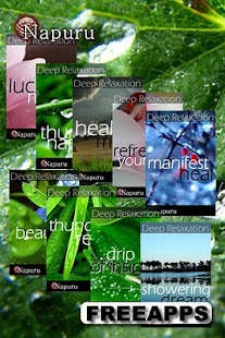 Manifest Heal Relaxation - screenshot