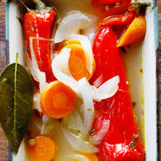 Chiles Curtidos (Pickled Peppers)