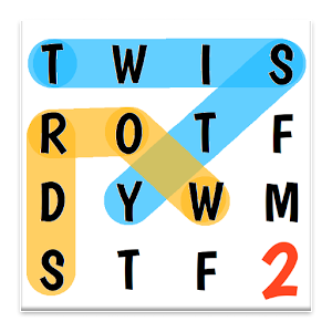 Twisty Word Search Puzzle 2