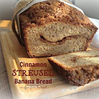 Cinnamon Streusel Bread Recipes
