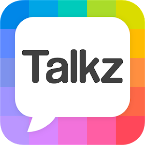 Talkz- Talking Stickers Free