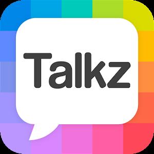 Talkz- Talking Stickers Free