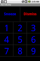 Screenshot of AlarmBuddy - Great Alarm Clock