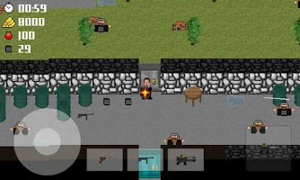 Screenshot of Vogelstein 2D
