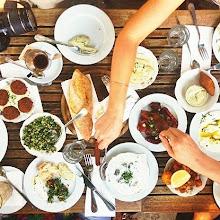 The Good Egg's Jerusalem Breakfast @ Kitchenette