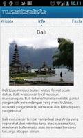 Screenshot of Nusantara Beta