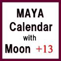 マヤ カレンダー & 月齢 ウィジェット (人間関係機能付)