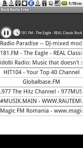 Rock Radio Free