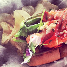 Midnight Food Porn: Sam Talbot's Butter-Poached Lobster Roll Recipe