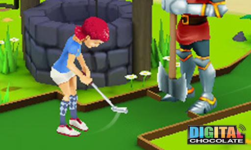 3D Mini Golf Challenge - screenshot
