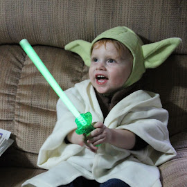 Yoda by Kristy Jellesed Lyons - Babies & Children Toddlers (  )