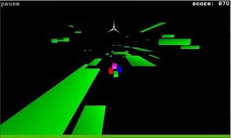 Screenshot of Prism Break Demo