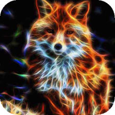 Glowing Fox LWP