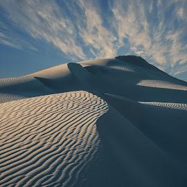 Wind art by Anna Tatti - Nature Up Close Sand (  )