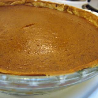 Soy Pumpkin Pie Recipes