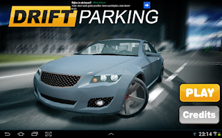 Screenshot of Drift Parking 3D