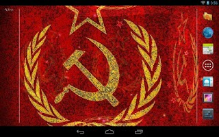 Screenshot of USSR Memories LWP