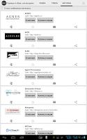 Screenshot of Одежда и обувь: распродажи