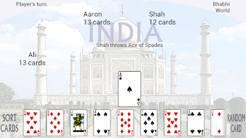 Screenshot of Bhabhi Cards World