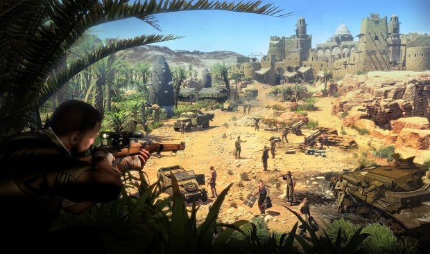 Sniper Elite 3 devs point to eSRAM as the main obstacle for hitting 1080p in Xbox One
